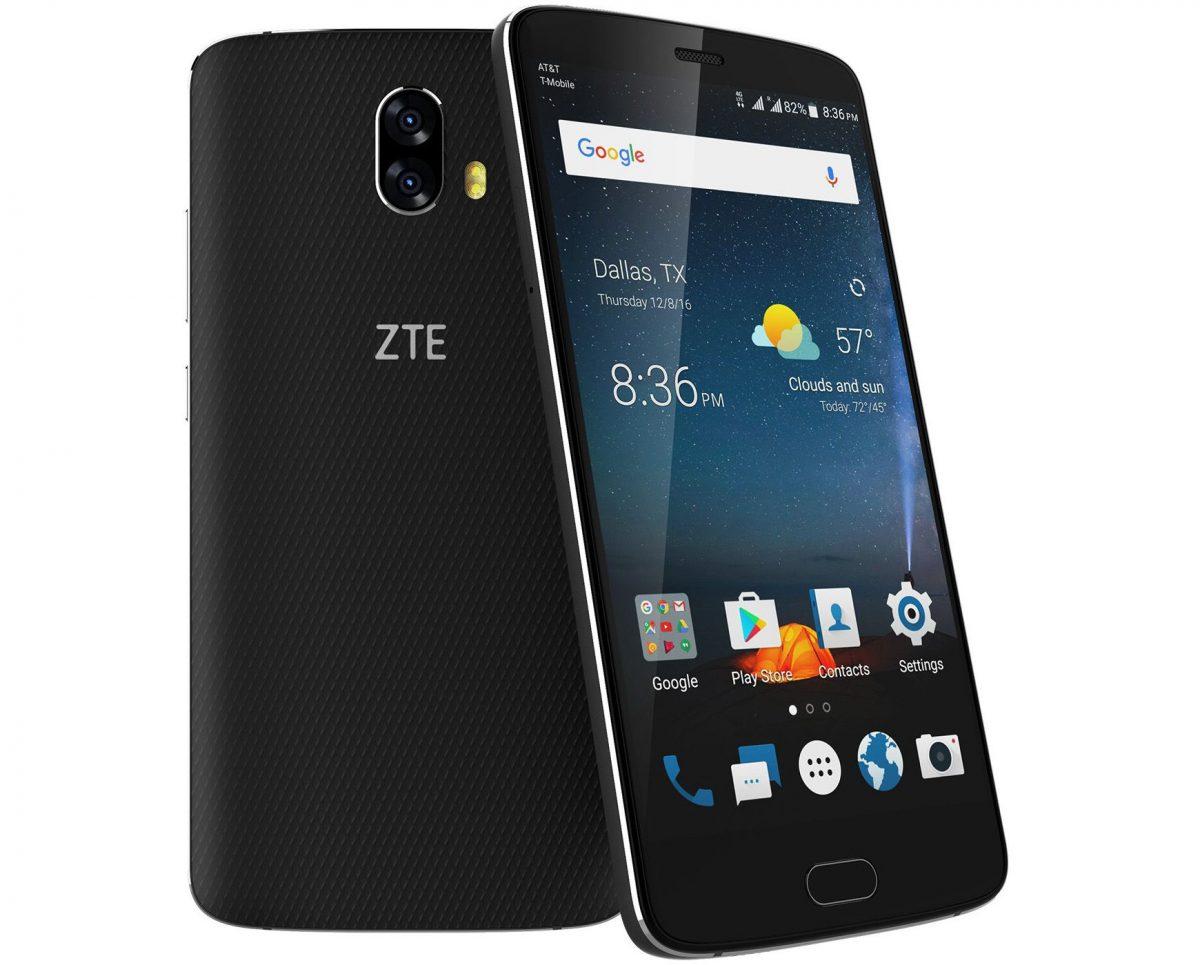 ZTE Blade V8 - главный обзор смартфона