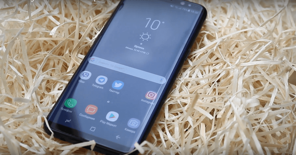 Точная китайская копия Samsung Galaxy S8 - стоит ли покупать