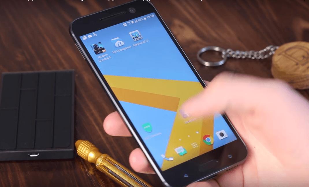 HTC 10 Lifestyle обзор отличного смартфона