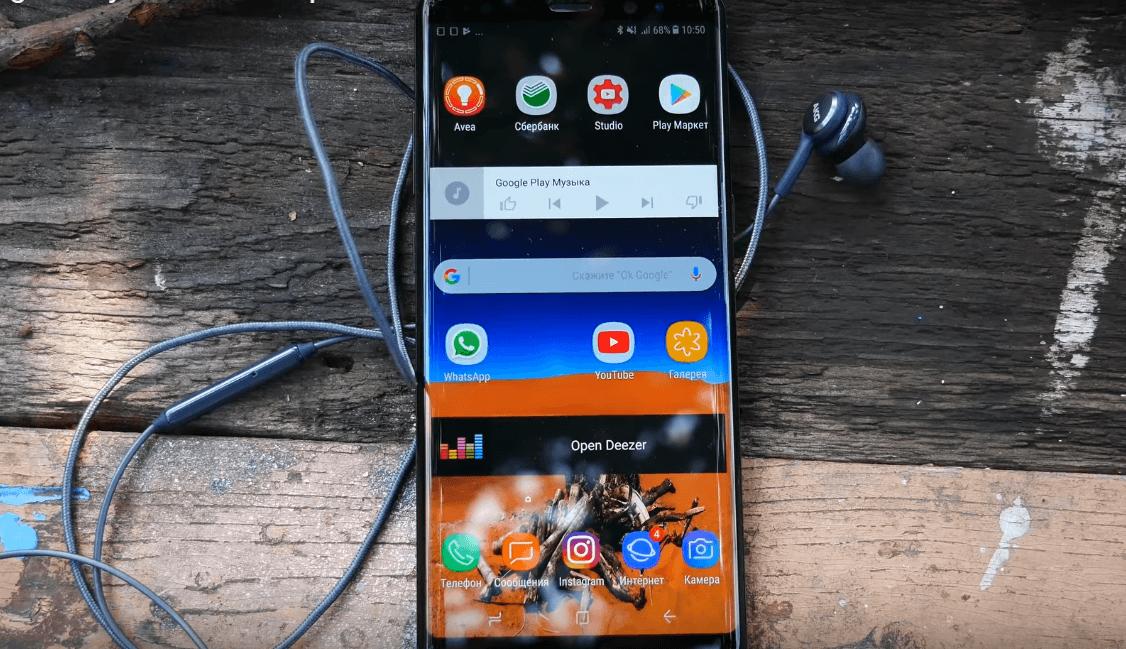 Копия Samsung Galaxy Note 8 где купить, обзор и отзывы