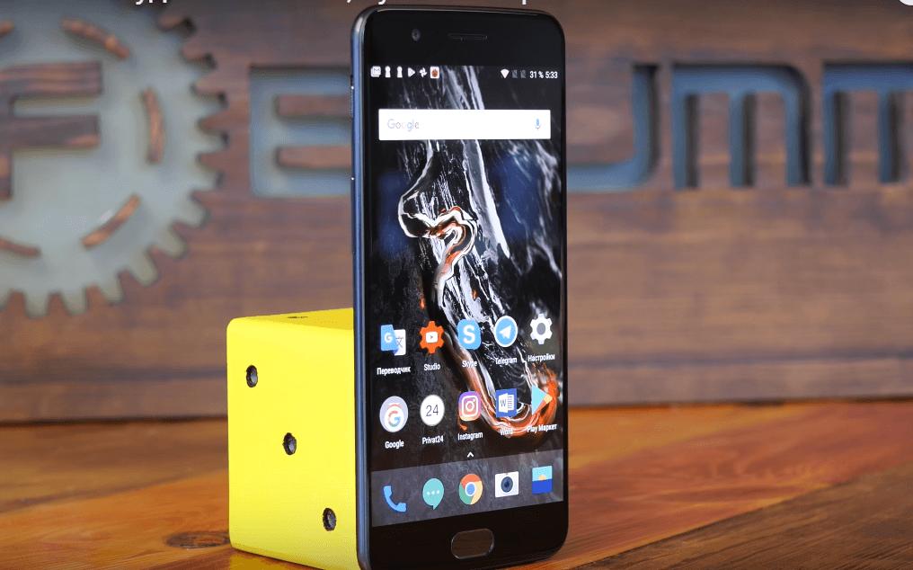 OnePlus 5 обзор смартфона