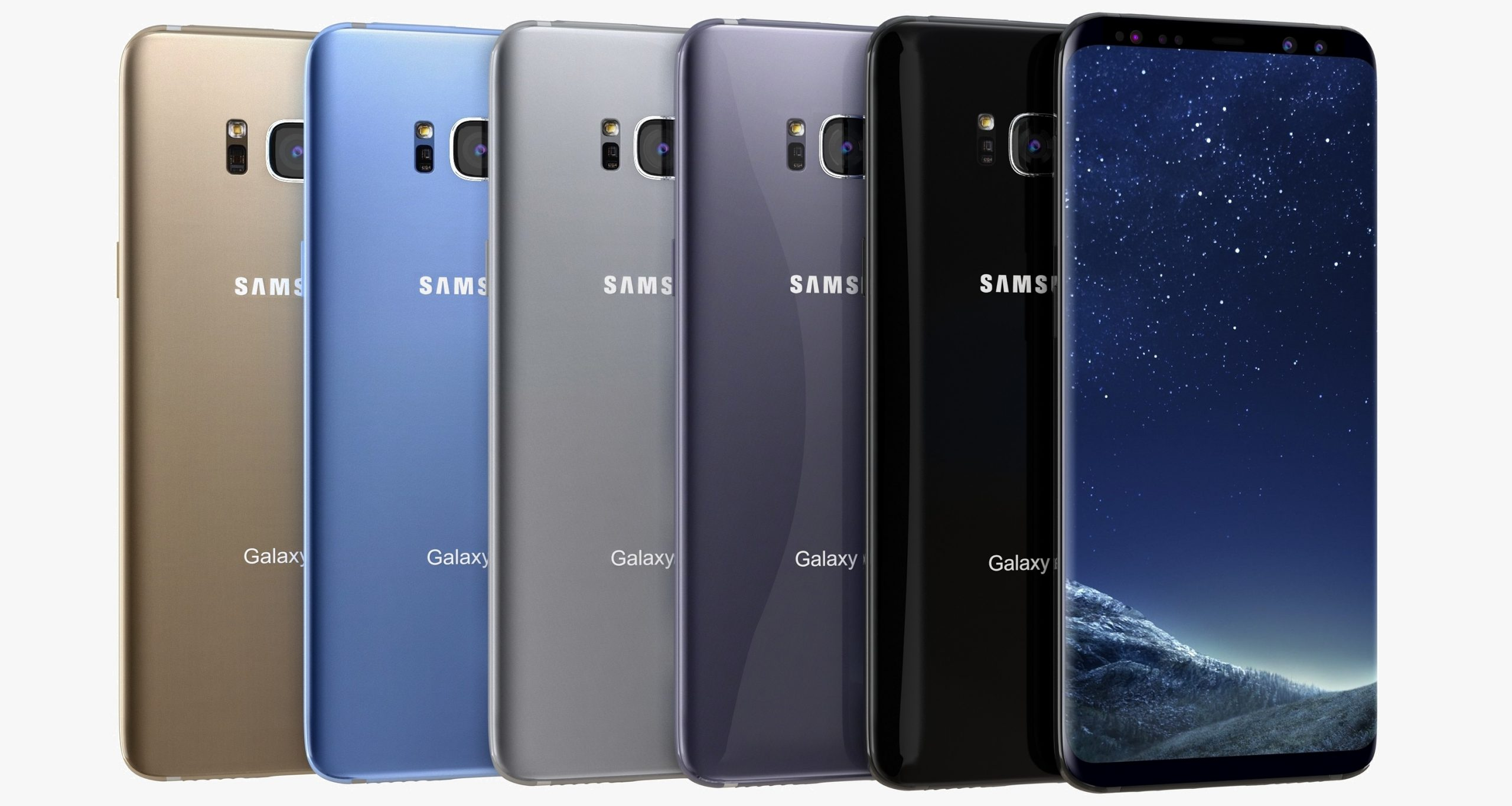 Обзор флагмана Samsung Galaxy S8, где купить