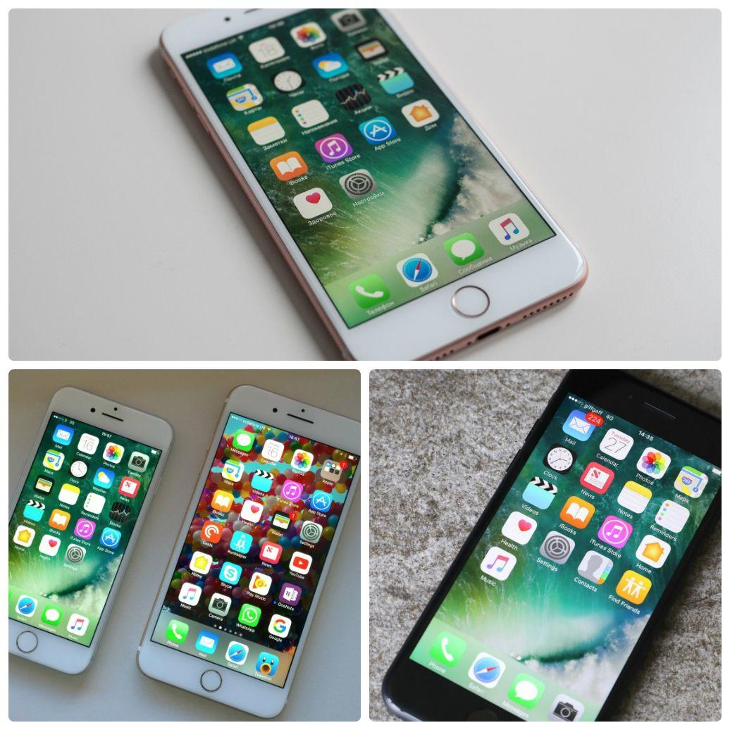 Заказать точную копию айфон 7 китай