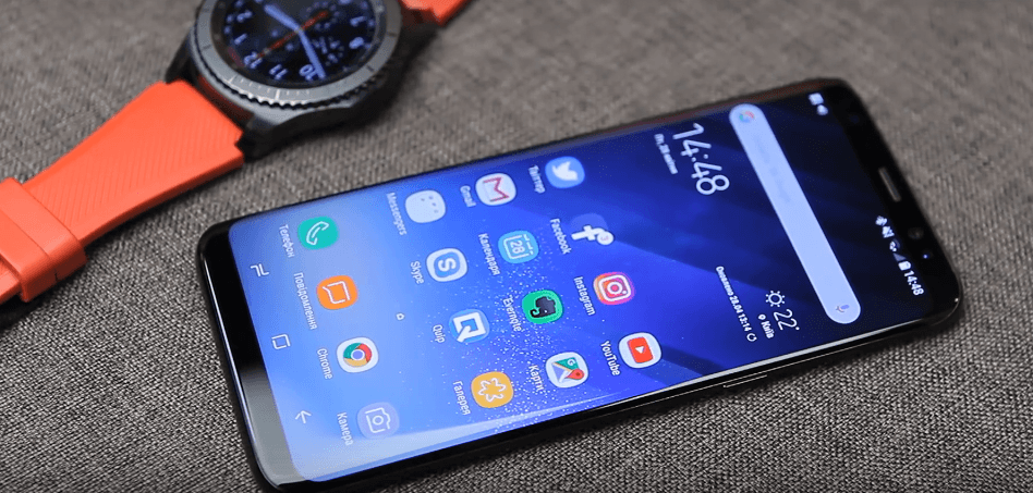 точная копия Samsung Galaxy S8 купить