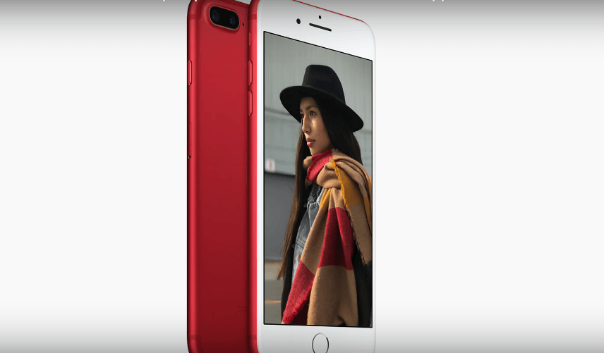 Копия iPhone 7 Red