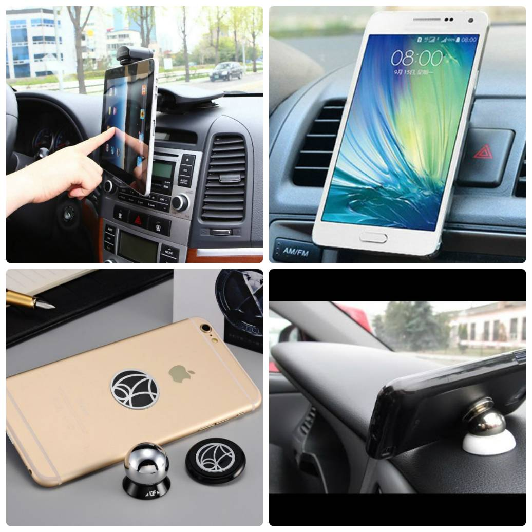 магнитный держатель для телефона в авто smartmount car