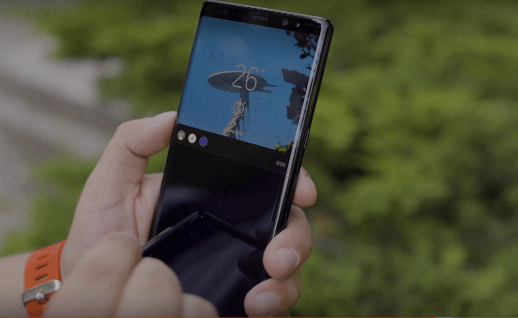 КопияSamsung Galaxy Note 8