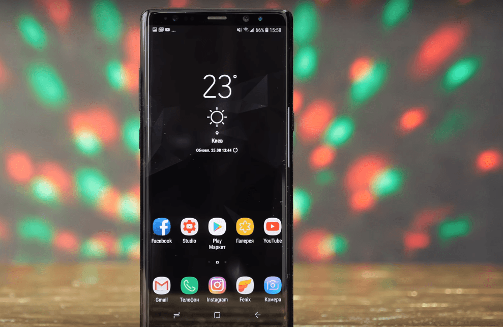 Копия Samsung Galaxy Note 8