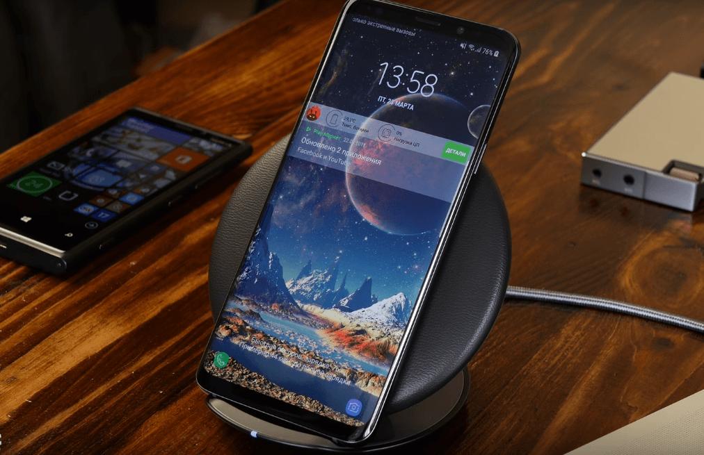 Копия Samsung Galaxy S9